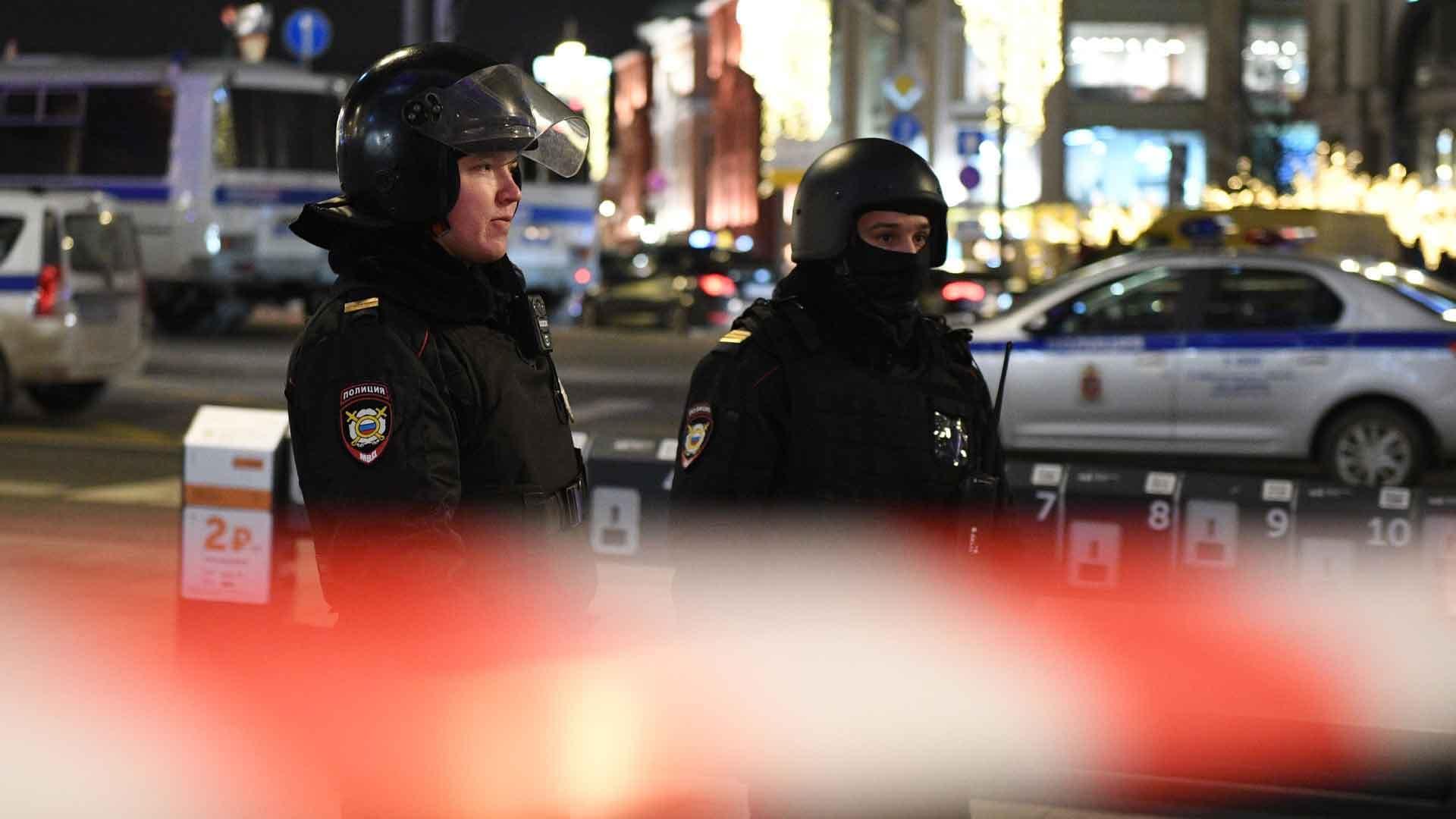 Изменения в закон «О полиции»