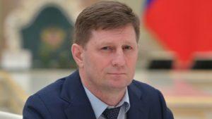 Read more about the article Митинг в Хабаровске. Арест губернатора Сергея Фургала