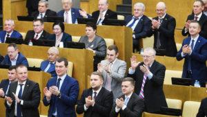 Лидеры парламентских фракций о Навальном